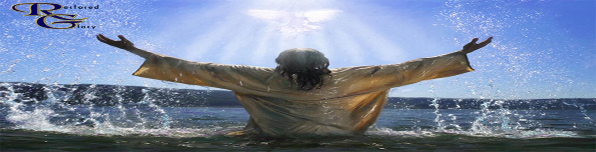 Fall Baptism - Sunday Sept. 24, 10:00 a.m.