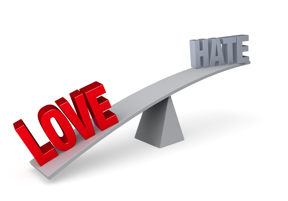 Reason to Hate or Freedom to Love