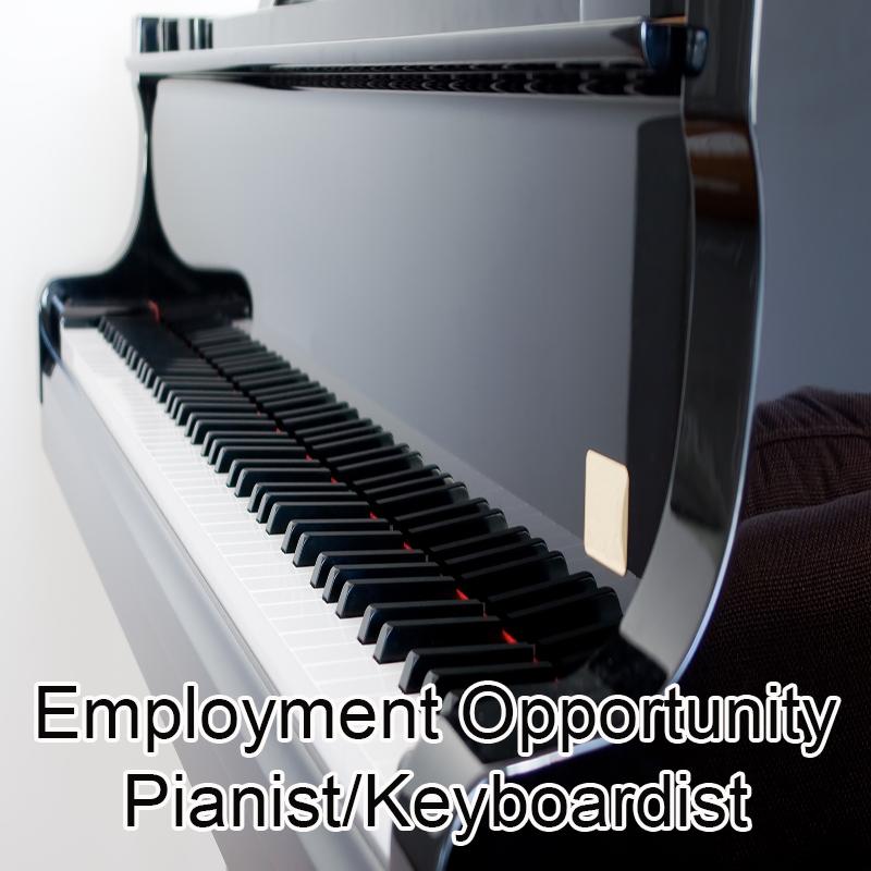 Pianist/Keyboardist Position